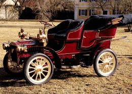 Cadillac 1904, Sammlung von Crailsheim