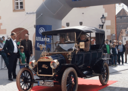 Ford T von 1913 aus der Sammlung von Crailsheim