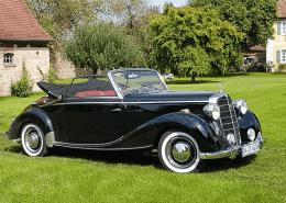 Mercedes 170 A Cabriolet aus der Sammlung von Crailsheim