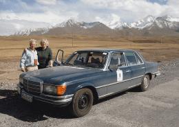 Mercedes 280 SE aus der Sammlungvon Crailsheim